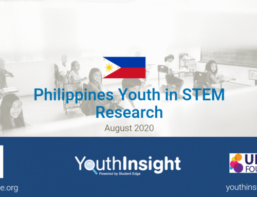 What do young Filipinos think about STEM?