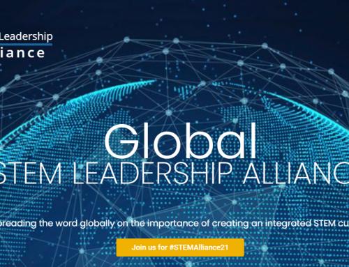 We presented at the 2021 Global STEM Leadership Alliance Summit